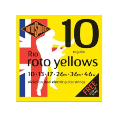 Rotosound R10 10-46 電吉他套弦 二入款