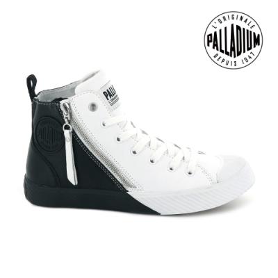 Palladium PALLAPHOENIX Z 2TONE皮革鞋-女-黑