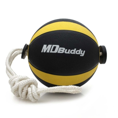 MDBuddy 帶繩藥球2KG 隨機