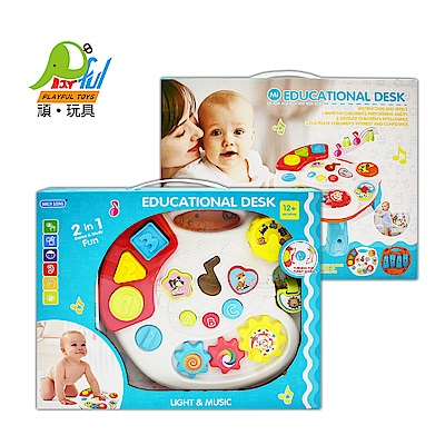Playful Toys 頑玩具 嬰兒音樂學習桌