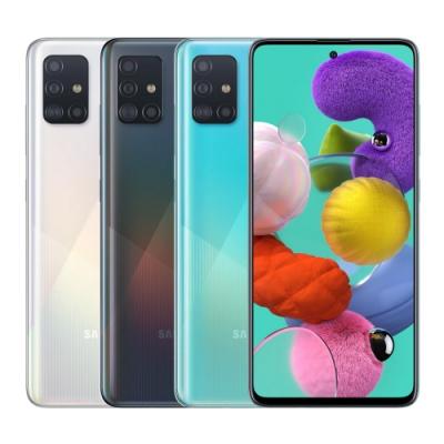 SAMSUNG Galaxy A51 6G/128G 4800萬超強4鏡頭手機