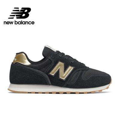 【New Balance】 復古鞋_女性_黑色_WL373FB2-B楦
