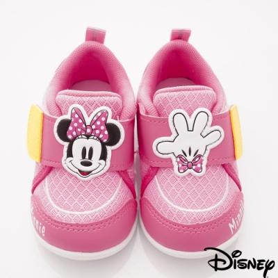 迪士尼童鞋 奇幻米妮運動鞋款 ON19826粉(中小童段)