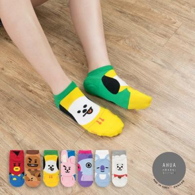 阿華有事嗎 韓國襪子  阿米最愛全版短襪  韓妞必備長襪 正韓百搭純棉襪