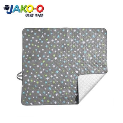 JAKO-O 德國野酷-可攜式防水野餐墊