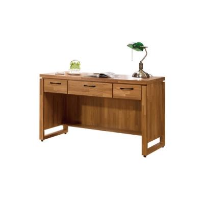 MUNA 克里斯4尺三抽書桌 120X60X76cm