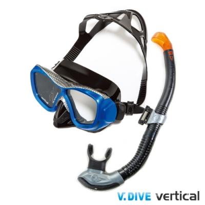 V.DIVE Combo 威帶夫潛水精品組-NC235B 藍色