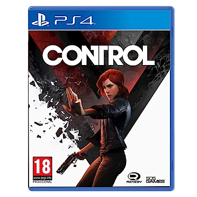 控制 CONTROL -PS4 歐版中文字幕版