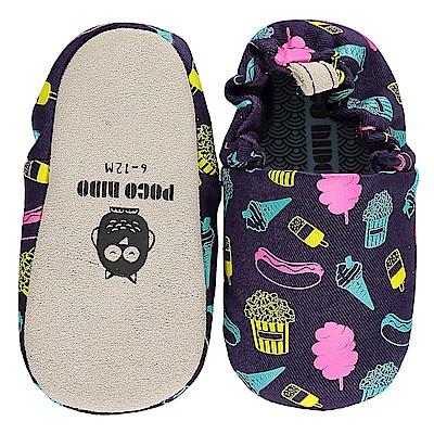 英國 POCONIDO 手工嬰兒鞋 (遊樂園的美食)
