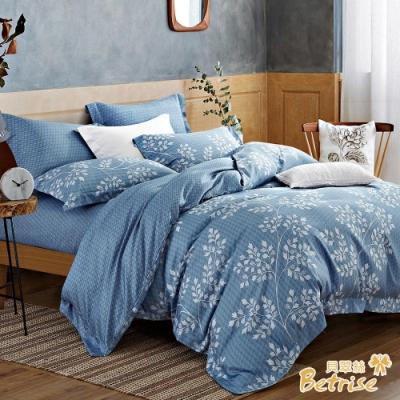 (限時下殺)Betrise雙/加/特均價-3M/防蟎天絲六件式鋪棉床罩組-獨家送3M天絲枕套X2