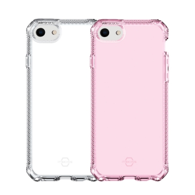 ITSKINS iPhone SE 2020/8/7/6 SPECTRUM CLEAR-防摔保護殼