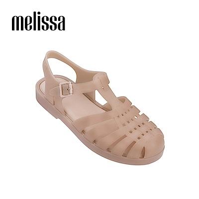 Melissa 經典漁夫鞋-粉色