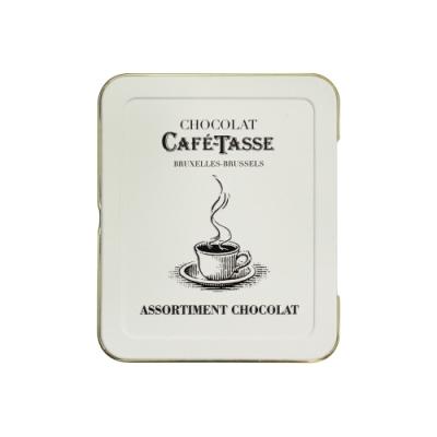 【巧趣多】CAFE TASSE比利時綜合牛奶巧克力 36g