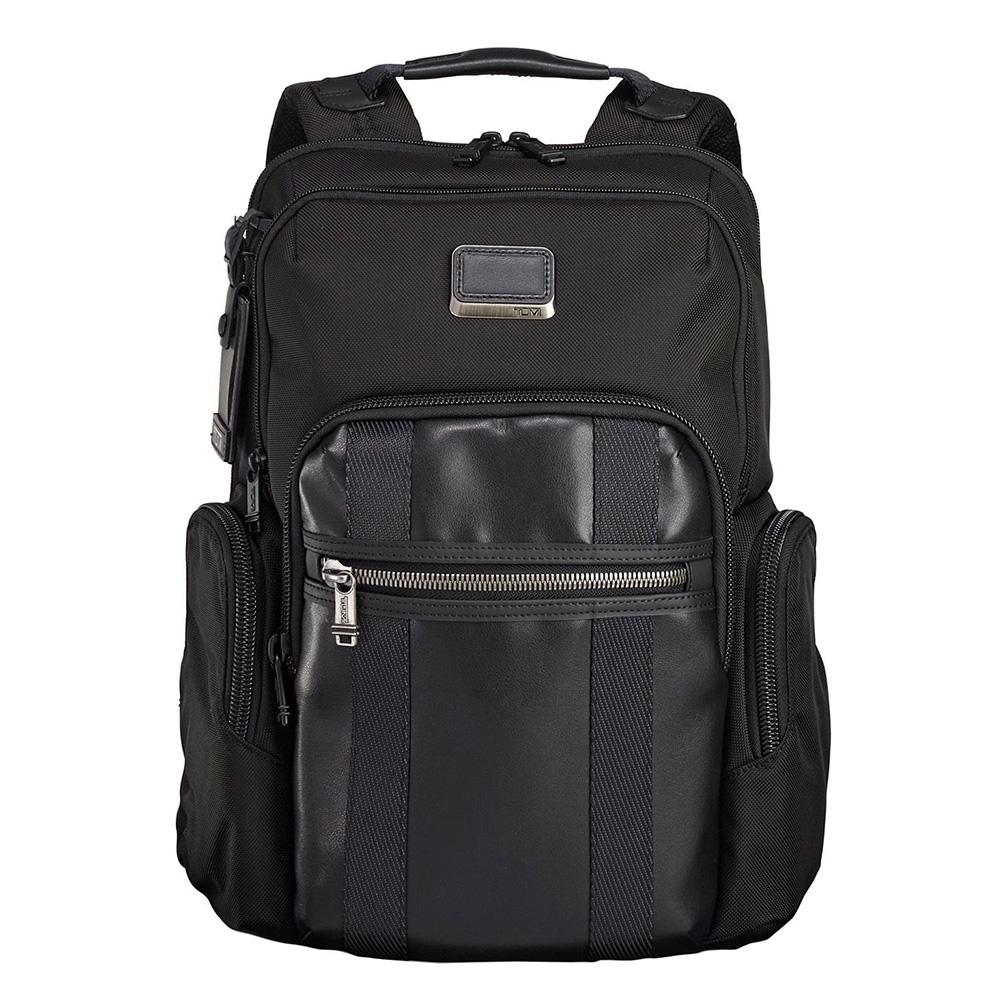 TUMI Nellis系列電腦後背包-黑色 (適用15吋筆電)