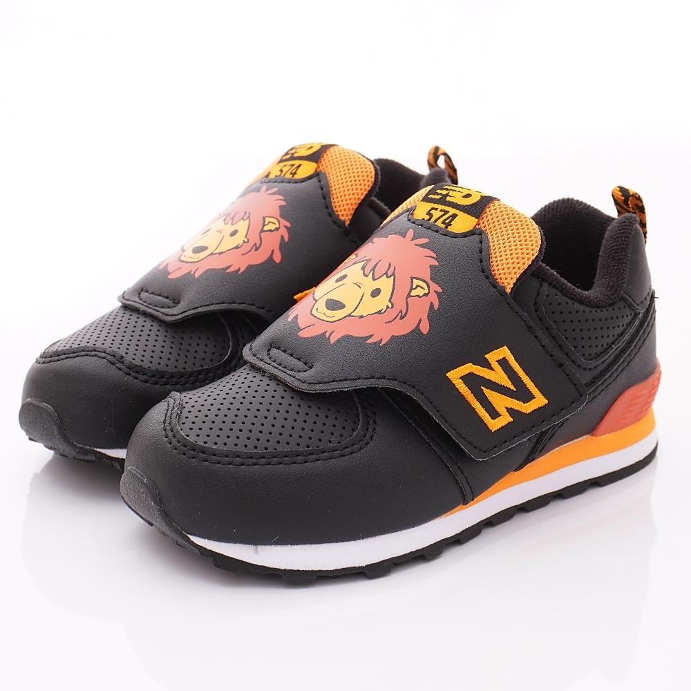 NewBalance  574機能童鞋款 ZOL黑(小童段)