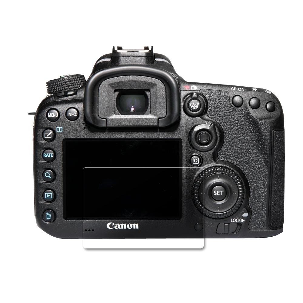 【二入組】Kamera 相機保護貼 for Canon EOS 7D Mark II / 7D2