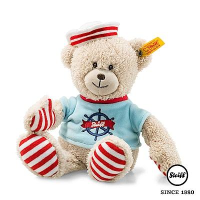 STEIFF德國金耳釦泰迪熊 水手泰迪熊 Sea Sailor(嬰幼兒玩偶)
