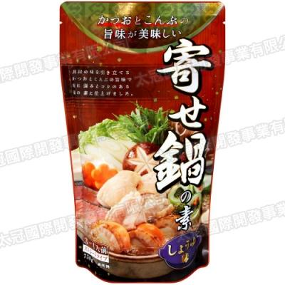 光商 海鮮風味火鍋湯底(750ml)