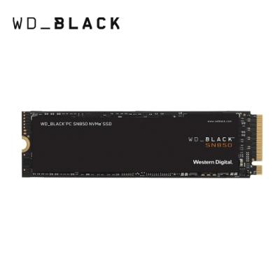 WD 黑標 SN850 1TB M.2 NVMe PCIe SSD固態硬碟(WDS100T1X0E)【讀:7000M/寫:4100M】