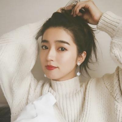 梨花HaNA 韓國925銀冰雪女王冰花星芒直線耳環