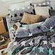 絲薇諾 星情 加大四件式-法蘭絨 鋪棉加厚床包被套組 product thumbnail 1