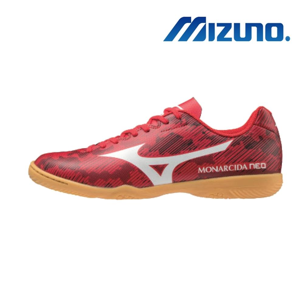 Mizuno 美津濃 MONARCIDA NEO SALA CLUB IN   女室內足球鞋  寬楦   Q1GA201390