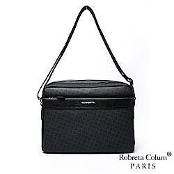 Roberta Colum - 職人潮流尊爵牛皮斜背側背包