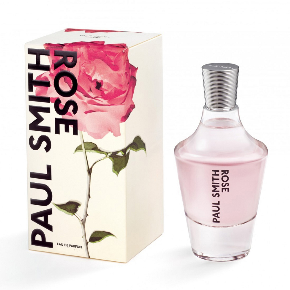 Paul Smith Rose玫瑰女性淡香精30ml
