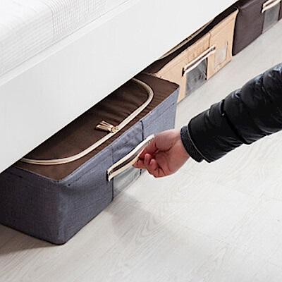 E-dot 床下加厚牛津布收納箱(三色)