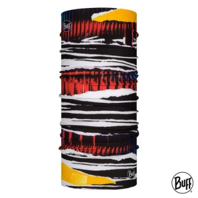 【西班牙BUFF】經典頭巾 Plus-層層斑紋
