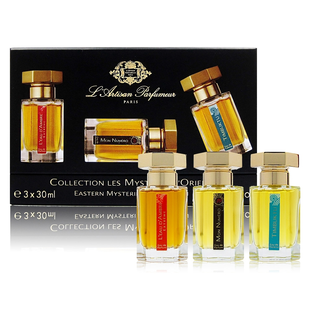 L'Artisan Perfumeur阿蒂仙之香 禮盒三件組