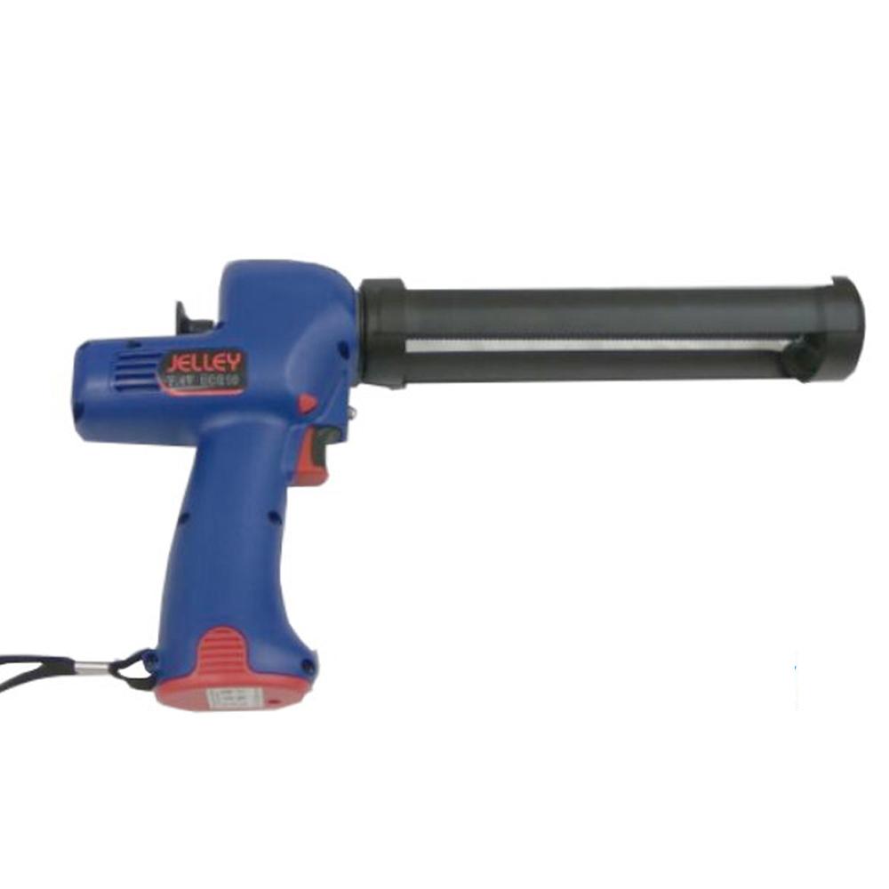 ECG10 電動矽力康槍 不滴膠設計 半筒式 矽利康槍/壓膠槍/施工槍
