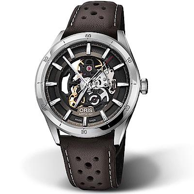 Oris豪利時ARTIX GT鏤空機械錶-42mm
