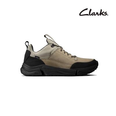 Clarks   三瓣工藝  Tri Path Walk  男休閒鞋  灰綠色  CLM48366SC20