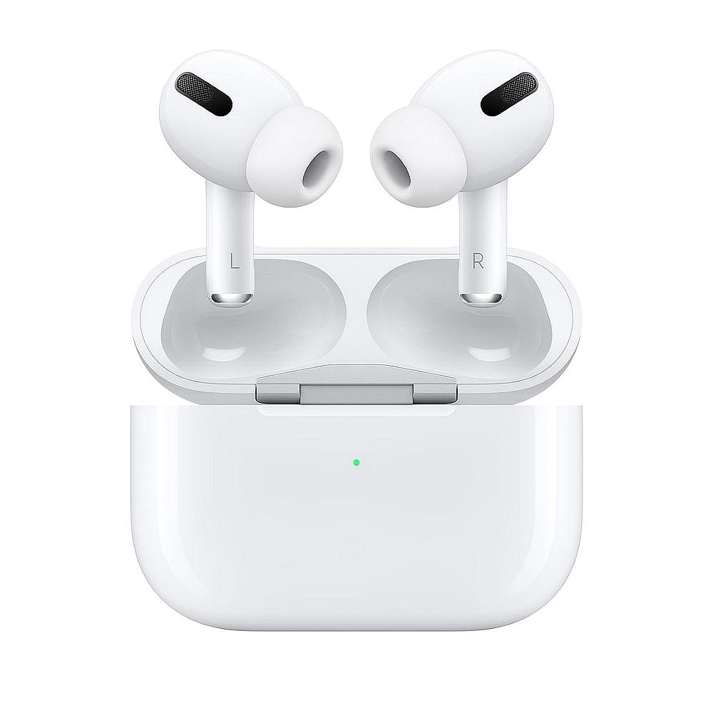(送AHAStyle保護套)Apple AirPods Pro 搭配無線充電盒 藍芽耳機
