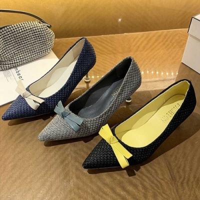 KEITH-WILL時尚鞋館 名媛婚禮小天尖頭鞋