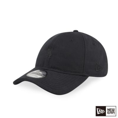 NEW ERA 9TWENTY 920 隨意折疊 道奇 黑 棒球帽