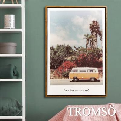 TROMSO北歐時代風尚有框畫-夏日進行曲WA138