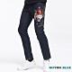 日本藍 BLUE WAY-日本藍花豹小直筒牛仔褲 product thumbnail 1