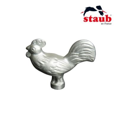 法國Staub 雞造型鍋蓋頭