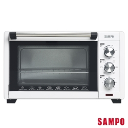 SAMPO聲寶30公升旋風電烤箱 KZ-XJ30C