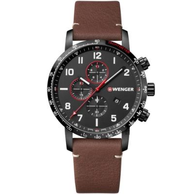 WENGER 威格 Attitude Chrono計時手錶(01.1543.107)-44mm