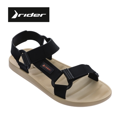 Rider [Men] FREE STYLE 雙帶涼鞋-卡其/黑