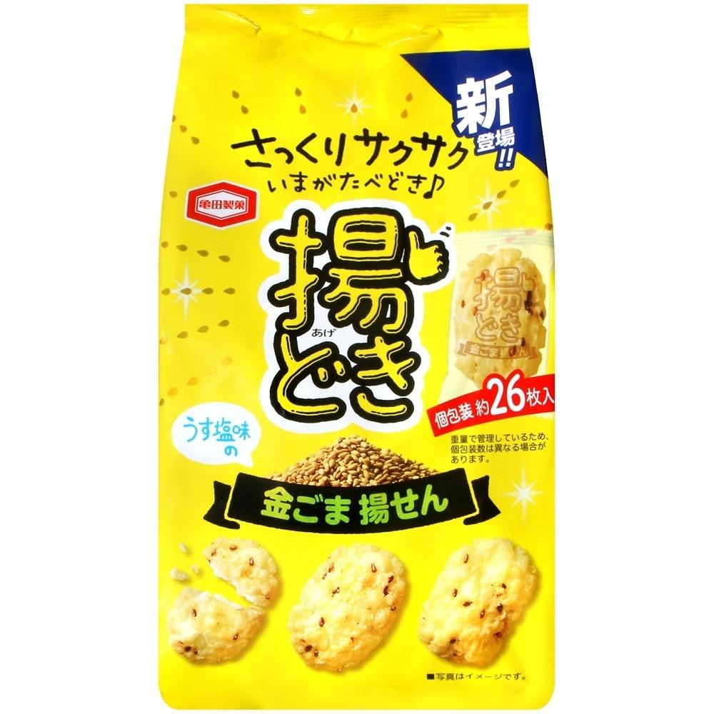 龜田 揚米果-芝麻風味(71g)
