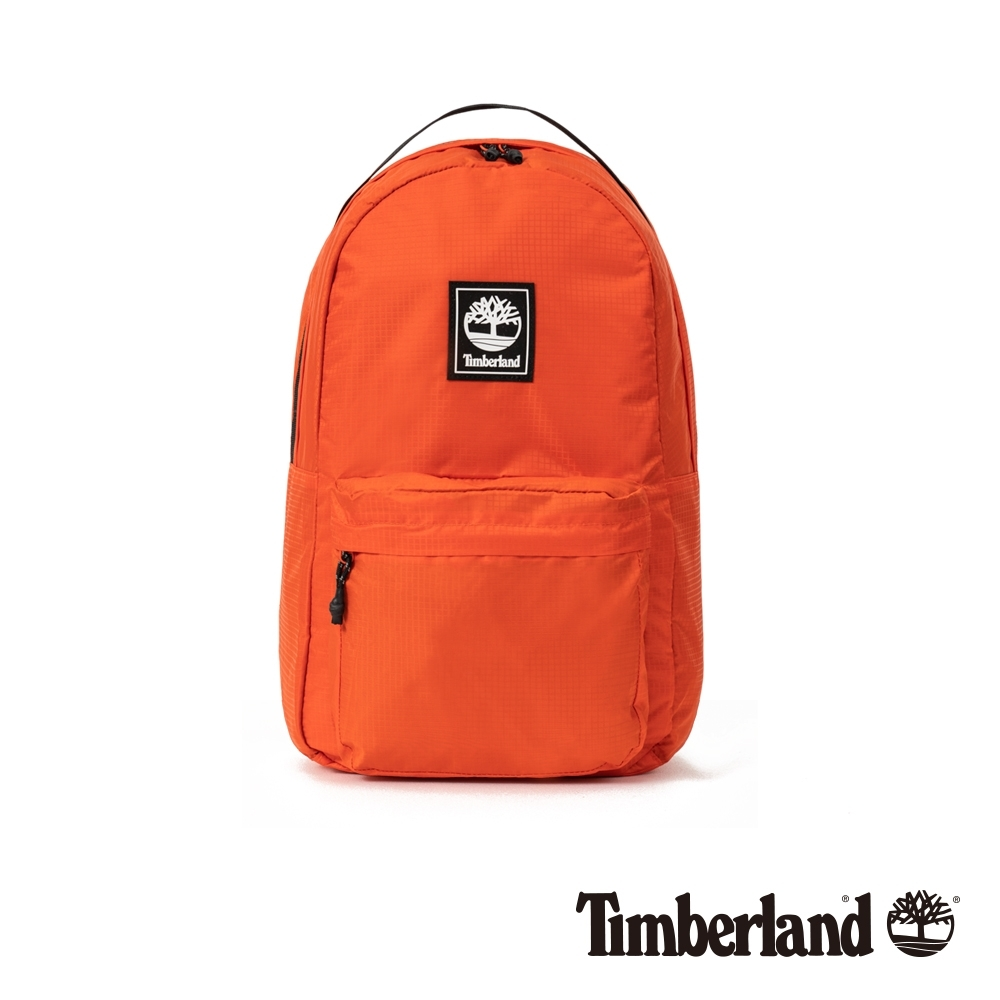 Timberland 中性亮橘色休閒後背包 A2FGU