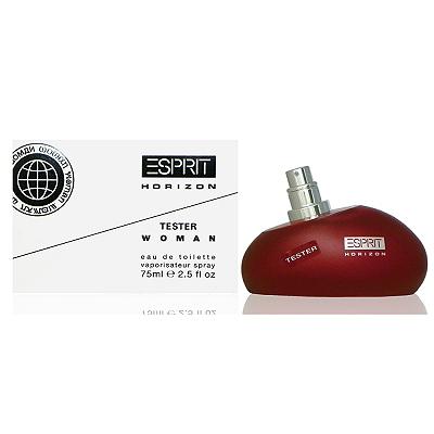 Esprit Horizon 地平線女性淡香水 75ml Test 包裝