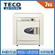 TECO東元 7公斤乾衣機 QD7551NA product thumbnail 1