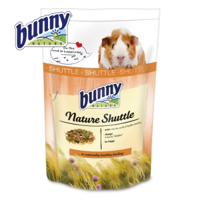 bunny德國邦尼 - 穿梭天竺鼠-換食/佐餐配方-600G裝-單包(天竺鼠 成天 幼天)