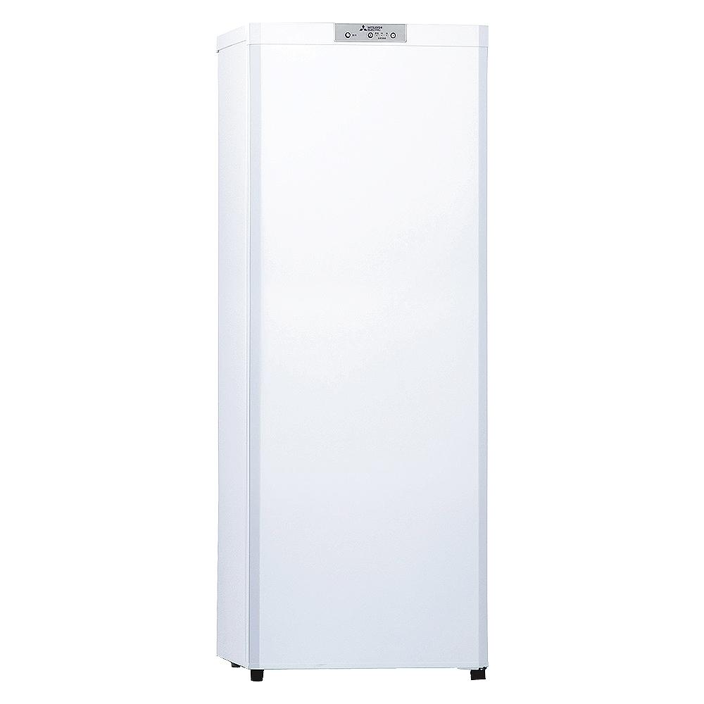 MITSUBISHI三菱 泰製144L直立式冷凍櫃 MF-U14P-W-C