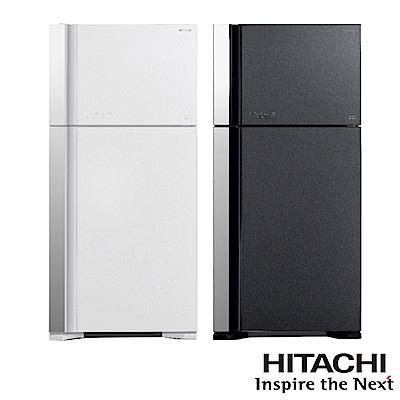 HITACHI 日立家電  570公升 雙門變頻冰箱 RG599